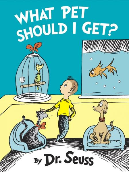 Pre-order What Pet Should I Get from Rakestraw Books now!