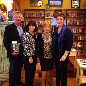 Danville Mayor Robert Storer; County Supervisor Candace Anderson; Gail Sheehy; and The Honorable Ellen Tauscher